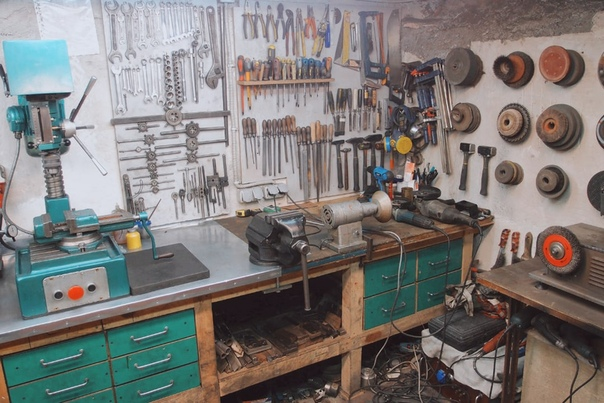 Самоделки для гаража: идеи для изготовления своими руками