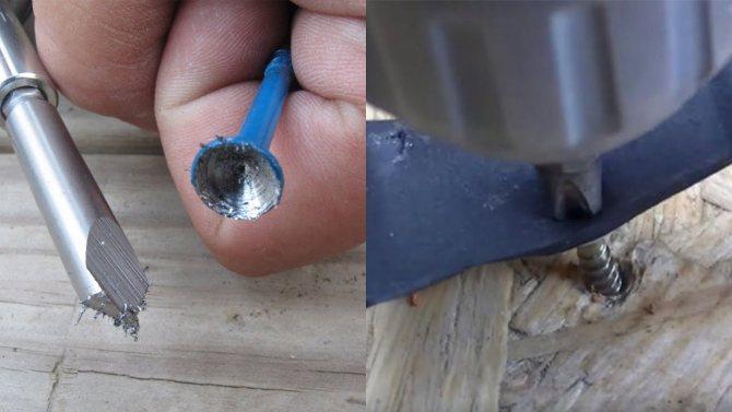 Как выкрутить сломанный болт практические советы по высверливанию болта