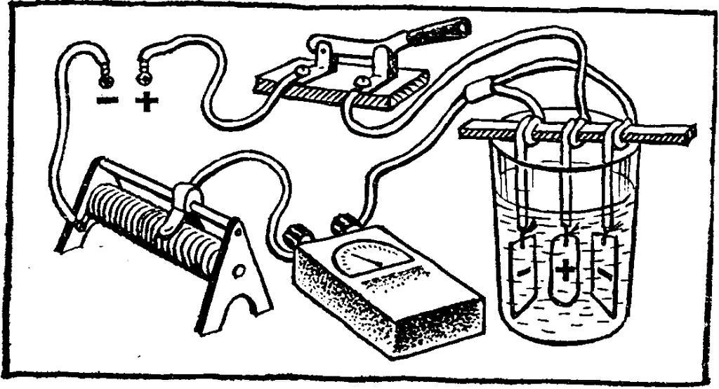Травление металлов в домашних условиях - методика, растворы