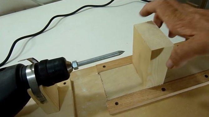 Стойка для дрели своими руками: 3 варианта конструкции