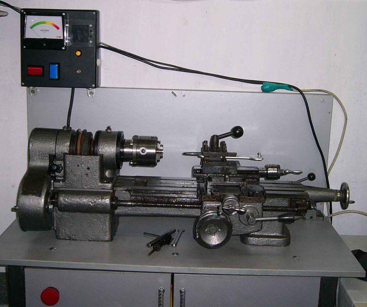Настольный токарный станок по металлу: конструкция, классификация, выбор
