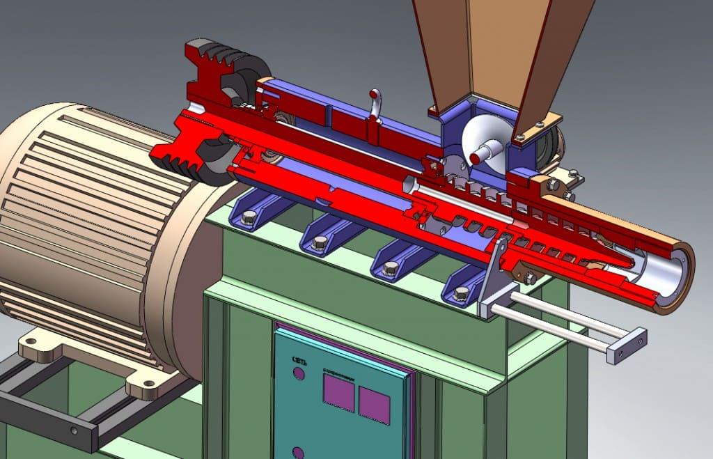 Изготовление шнеков — технология и оборудование — процесс, подготовка, способы