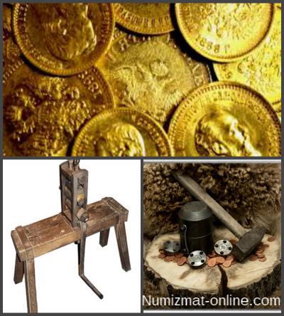Художественная чеканка и изделия из металла