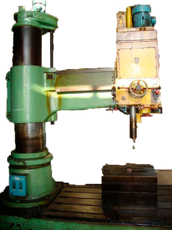 Радиально-сверлильный станок: назначение и устройство станков с чпу, модели. какой имеет наибольший диаметр сверления? схема и характеристики