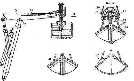 ✅ грейферный экскаватор-погрузчик пэа-1а: конструкция, технические характеристики, фото и видео - спецтехника52.рф