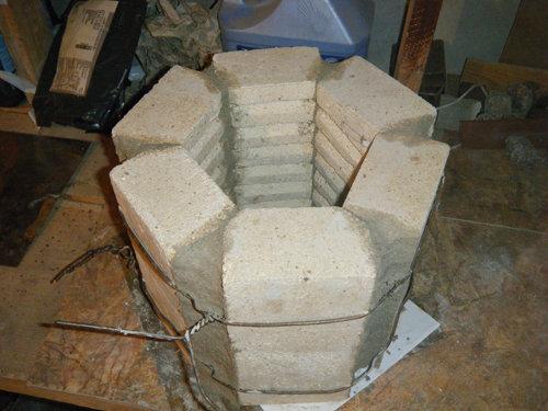 Как сделать муфельную печь для закалки металла и обжига керамики своими руками