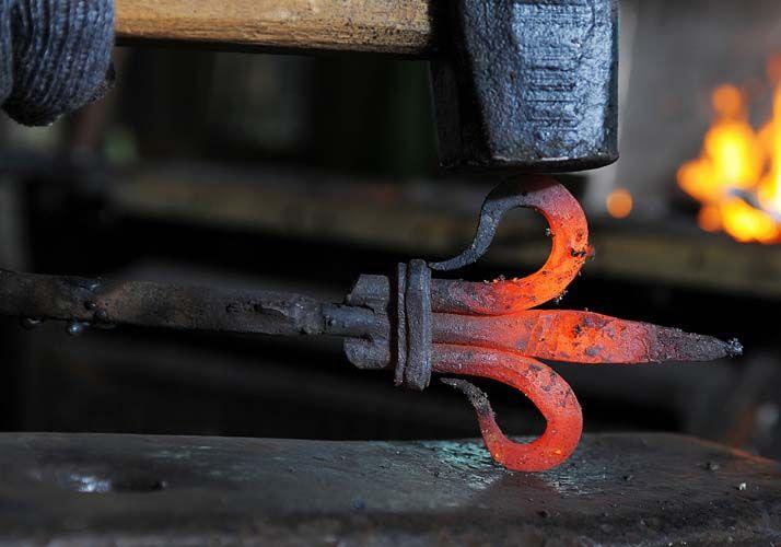 Художественная ковка как бизнес: технология, какой купить станок и другое оборудование и инструменты для мастерской