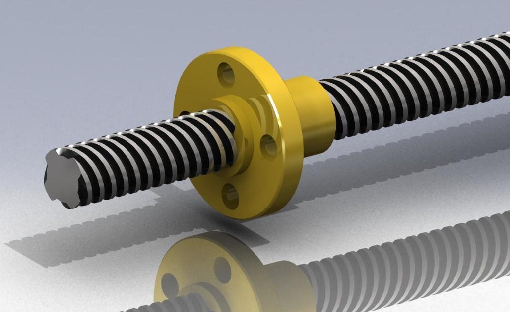Шарико-винтовая пара, шарико-винтовая передача, швп для чпу, гайка швп, винт швп, опоры швп, станок чпу швп, регулировка швп, швп диаметр, швп характеристики, швп размеры