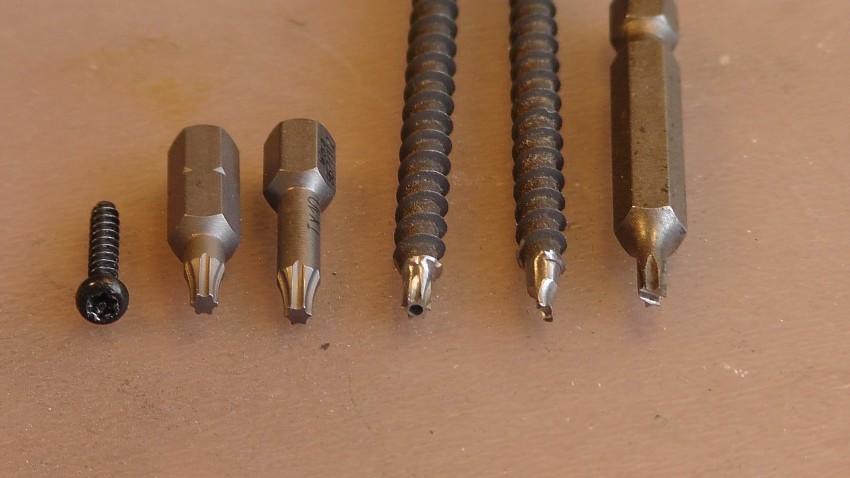 Экстрактор для выкручивания сломанных болтов, принцип использования