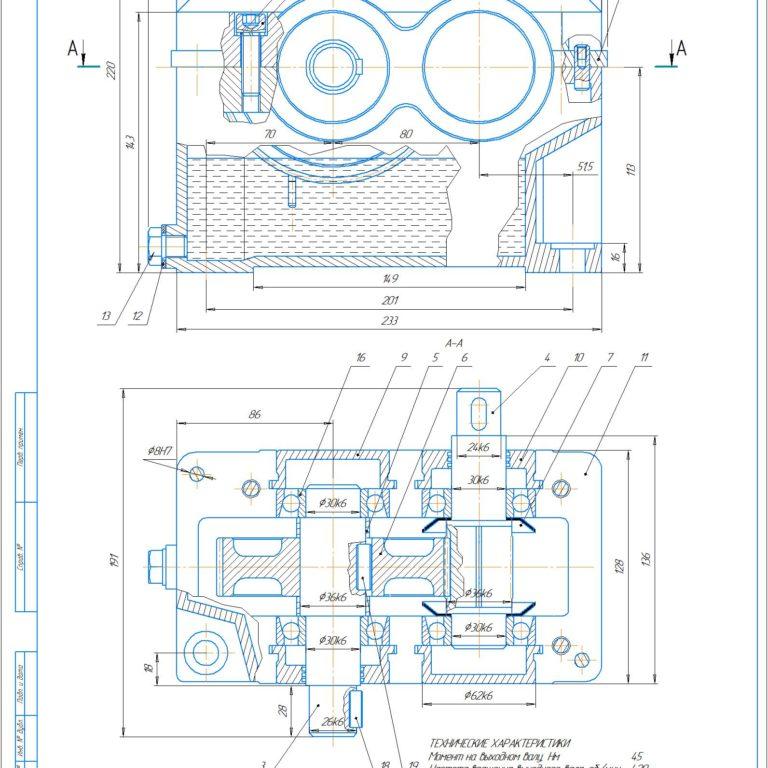 Компактные цилиндрические мотор-редукторы   innored серии mc