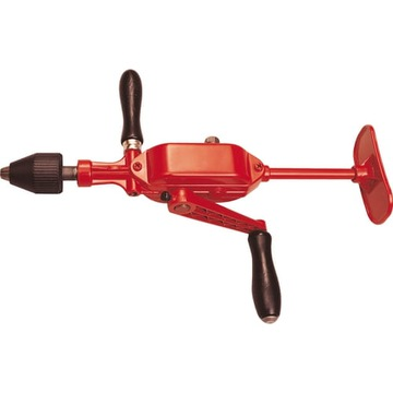 Дрель механическая ручная - полезный инструмент
