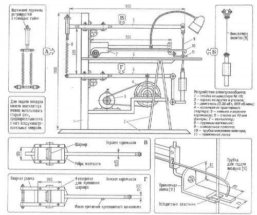 ✅ делаем из электролобзика настольный лобзиковый станок своими руками - спецтехника52.рф