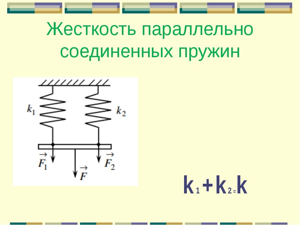 Что представляет собой коэффициент жесткости: области применения, формула расчета и единицы измерения