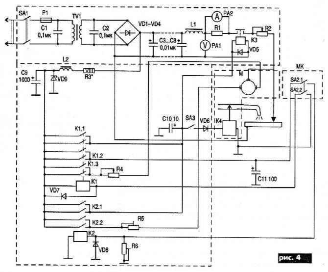 Сварочный полуавтомат своими руками: схема самодельных аппаратов для сварки. как сделать его из инвертора по чертежам?