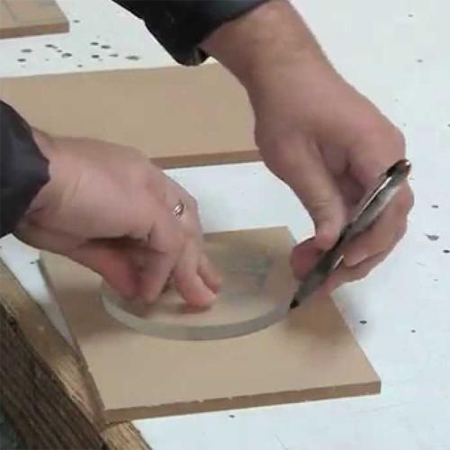 3 способа резки оргстекла - работа со стеклом