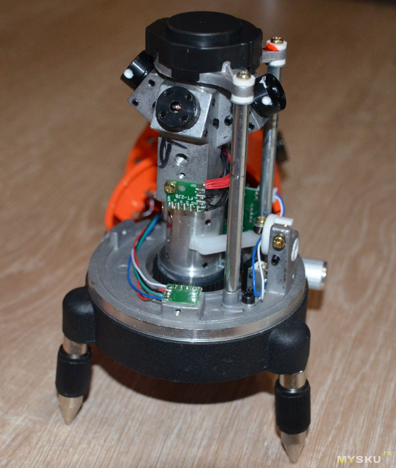 Ремонт лазерных уровней: сервисные центры в москве