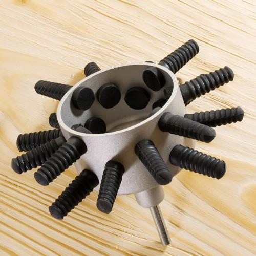Изготовление перосъёмных машин своими руками: перощипалка из стиральной машины, насадка на дрель и ротор