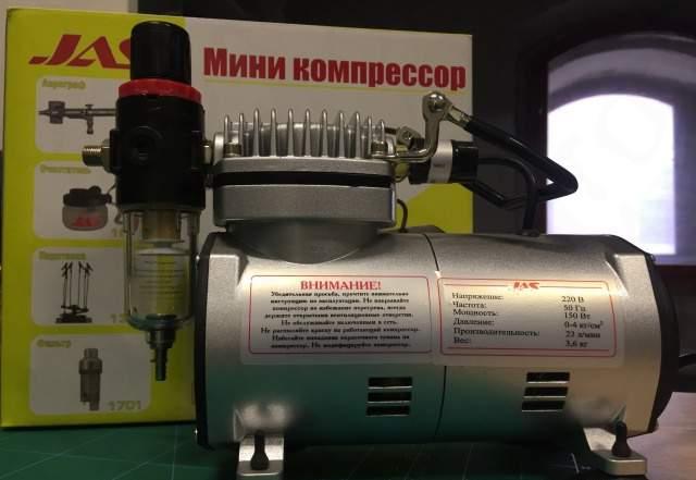 Как сделать компрессор для аэрографа своими руками?