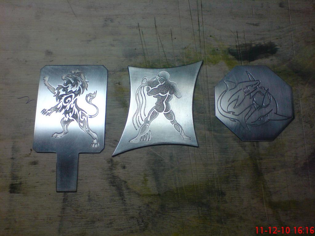 Травление металла в домашних условиях — этапы гравировки металла