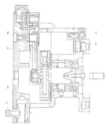 Широкоуниверсальный фрезерный станок 675