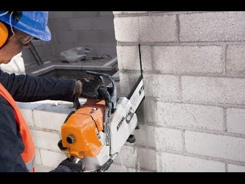 Обзор 10 лучших бензорезов по бетону и металлу