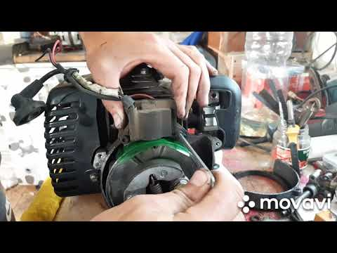 Замена лески триммера: пошаговая инструкция замены лески на триммере