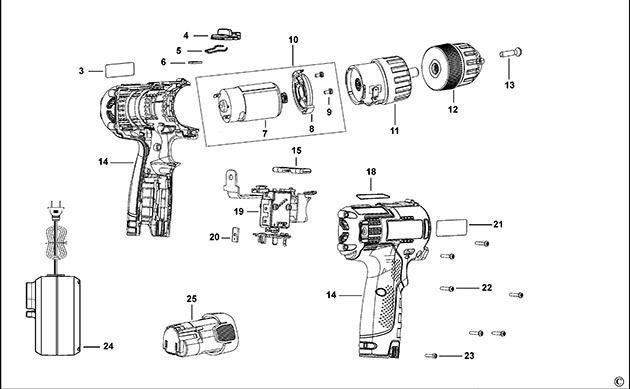 Коллекторный двигатель- принцип работы и отличия от бесколлекторного motoran.ru