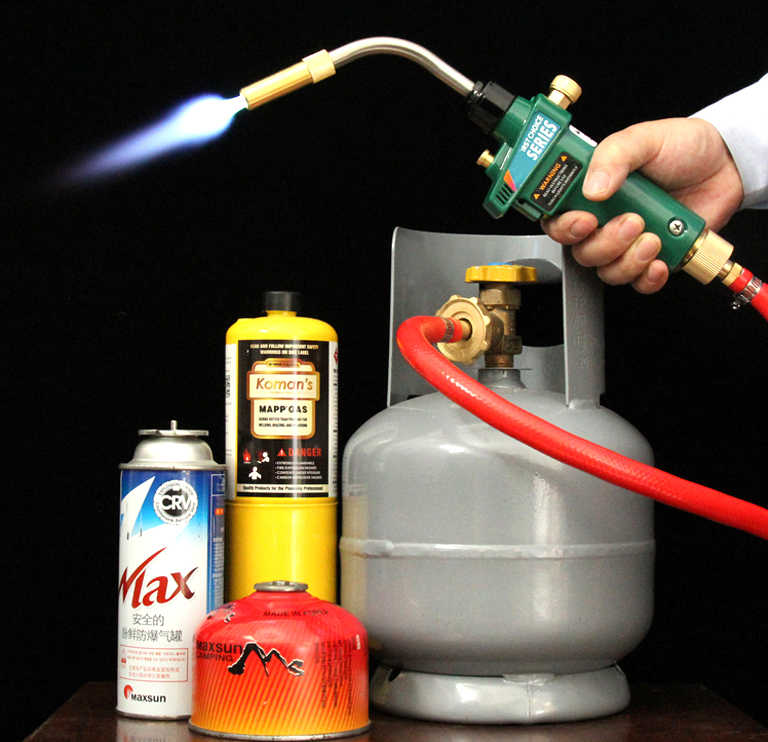 Газовая горелка для пайки меди, алюминия: советы по выбору и отзывы :: syl.ru