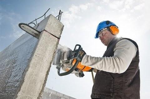 Пила для резки бетона: какой из 3 видов приспособлений выбрать?