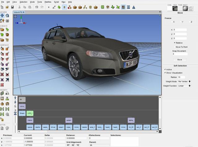 10 бесплатных программ для 3d моделирования