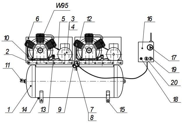 Компрессоры масляные и компрессоры безмасляные - общее и разное