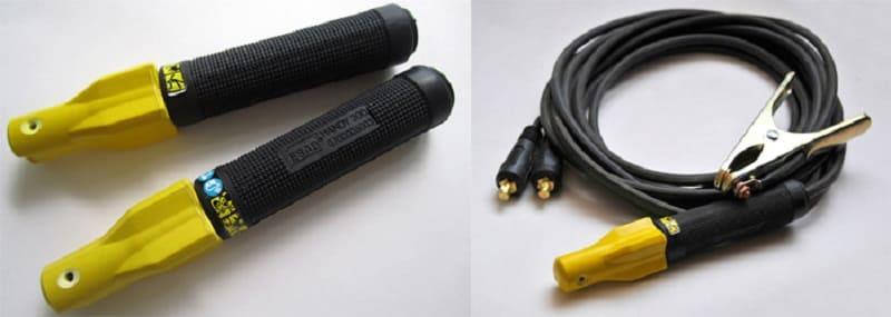 Как выбрать держатель электродов, зажим массы, кабель для сварочного аппарата