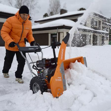 Профилактика и подготовка снегоуборщика к зиме - основные правила