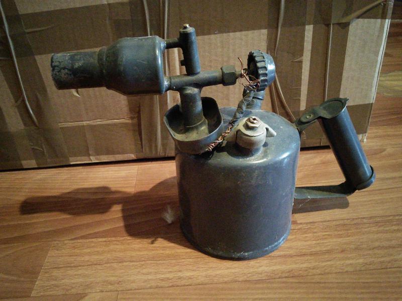 Ремонт паяльной лампы своими руками чистка жиклера, устранение неполадок в работе насоса и промывка