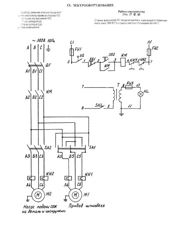 Особенности конструкции фрезерного станка 676 модели