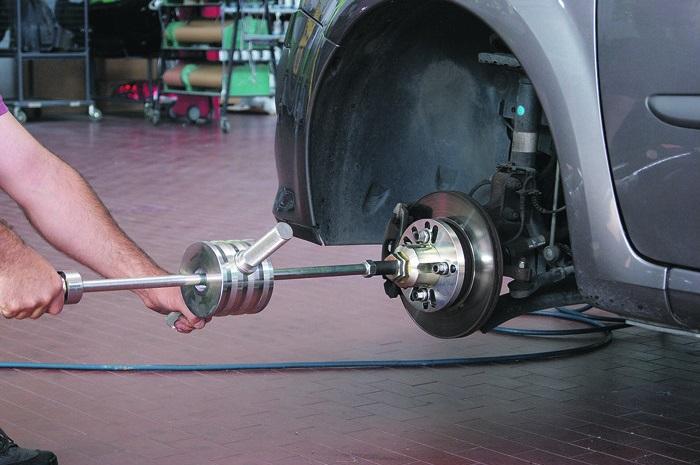 Обратный молоток для кузовного ремонта