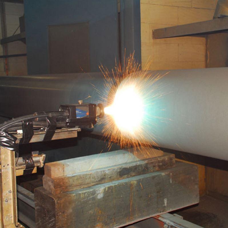 Металлизация как способ восстановления поверхностей деталей машин