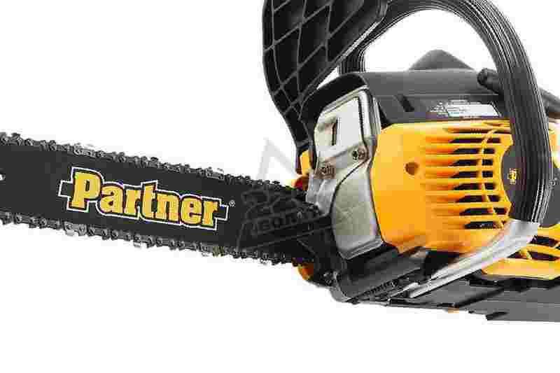 Бензопила partner 350 - описание модели, характеристики, отзывы