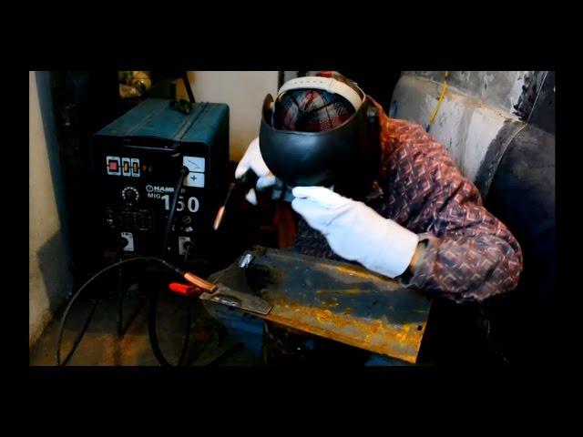 Тонкости выполнения работ при помощи полуавтоматического сварочного аппарата