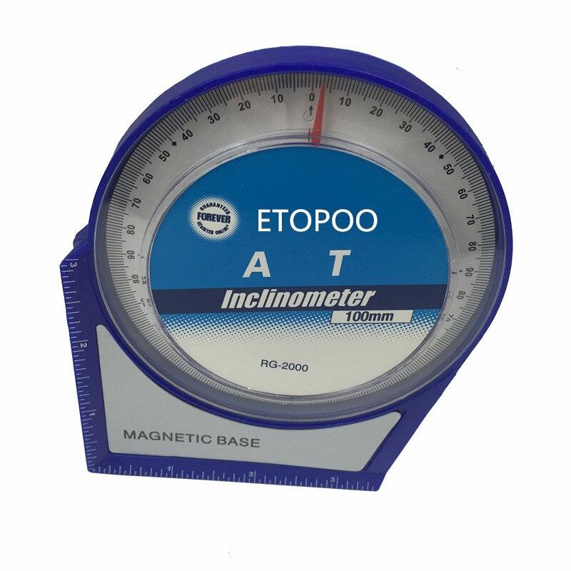 Инклинометр - inclinometer