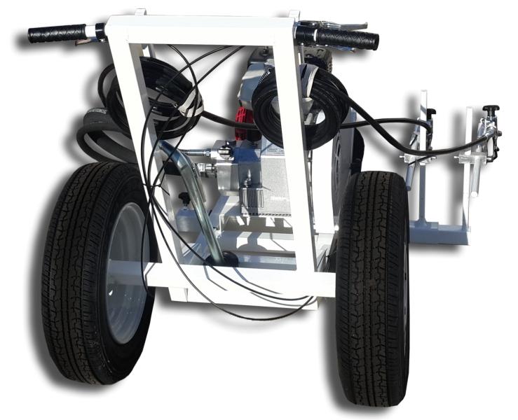 Одм методические рекомендации по устройству горизонтальной дорожной разметки безвоздушным способом