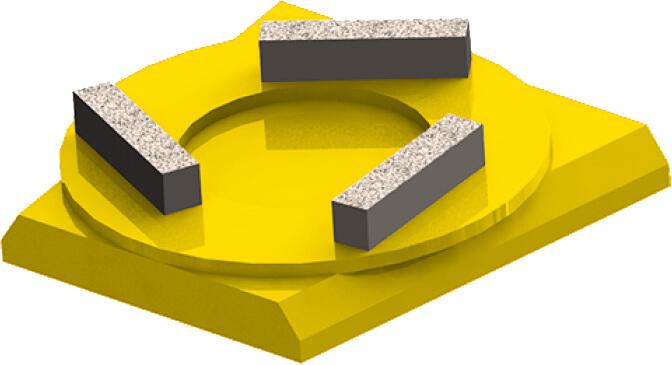Франкфурты по бетону: разновидности, правила выбора и лучшие марки