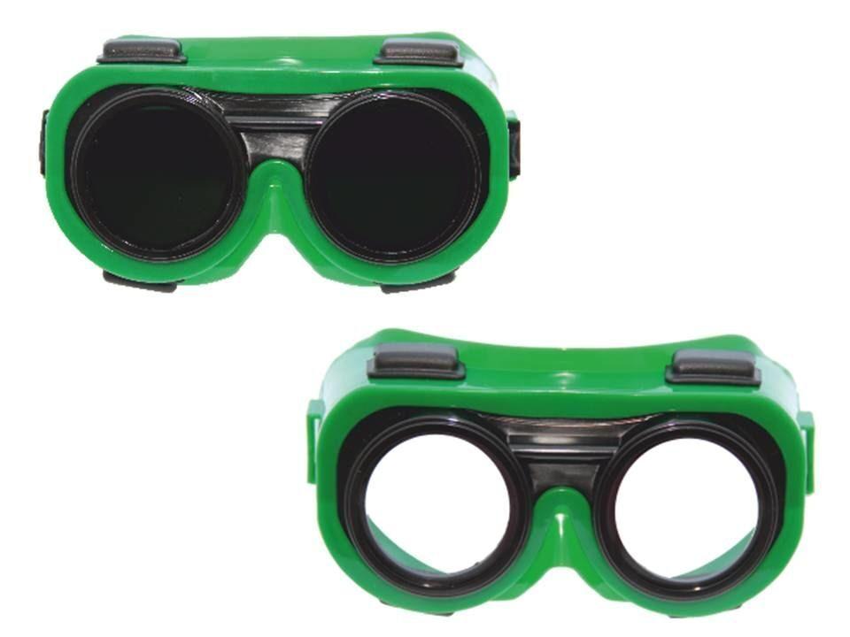 Как выбрать очки для сварщика