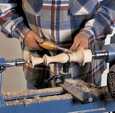 Как сделать токарный станок по дереву своими руками
