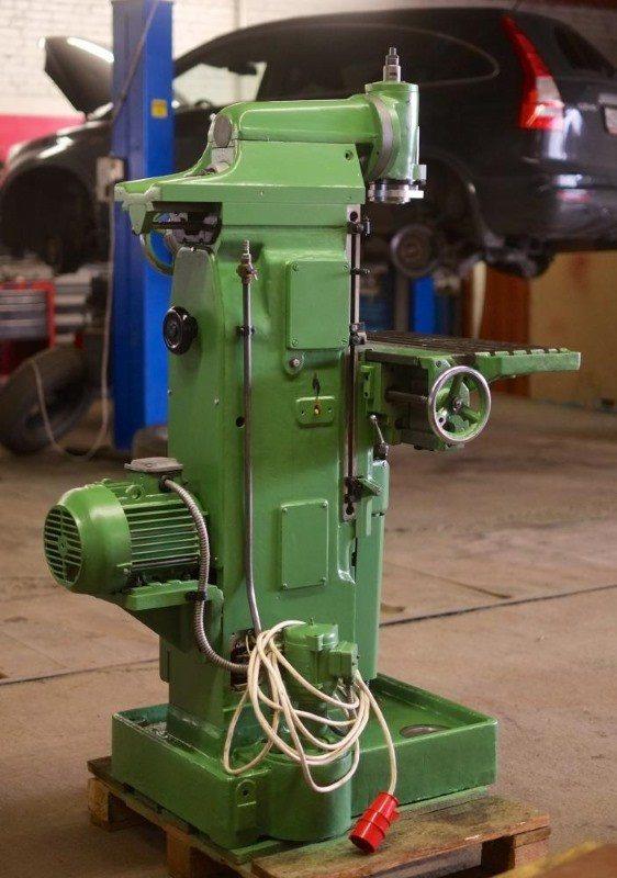 Фрезерный станок оф-55: технические характеристики
