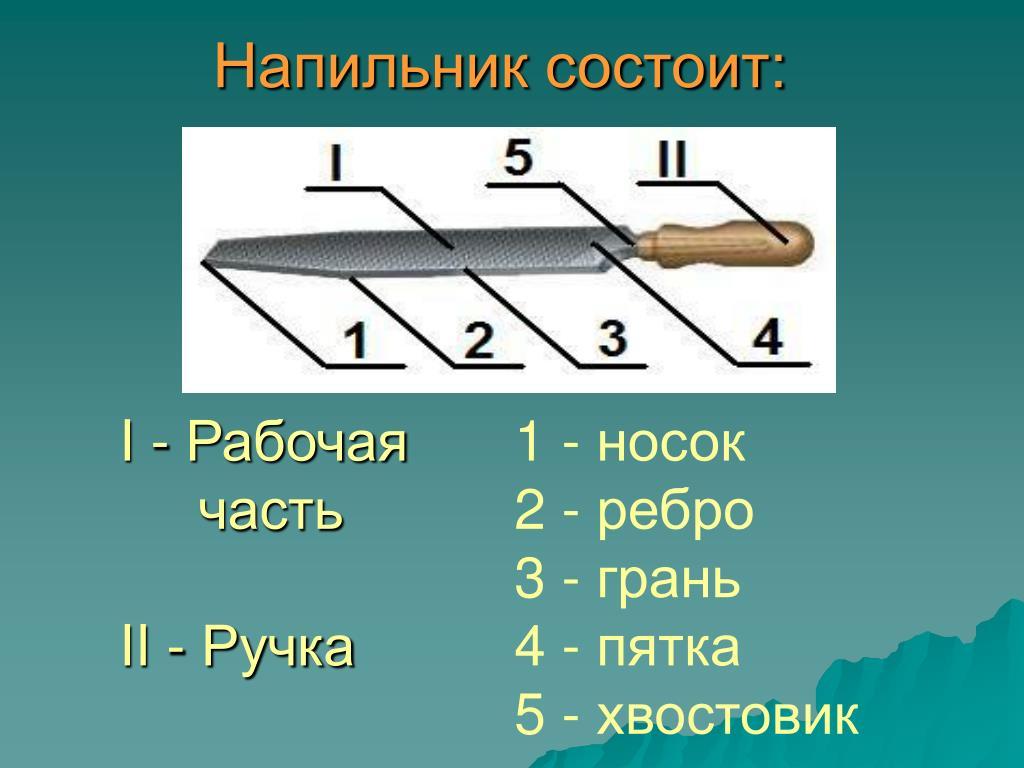 Надфиль — что это такое: алмазный, плоский, круглый, по дереву, пазовый, чем отличается от напильника
