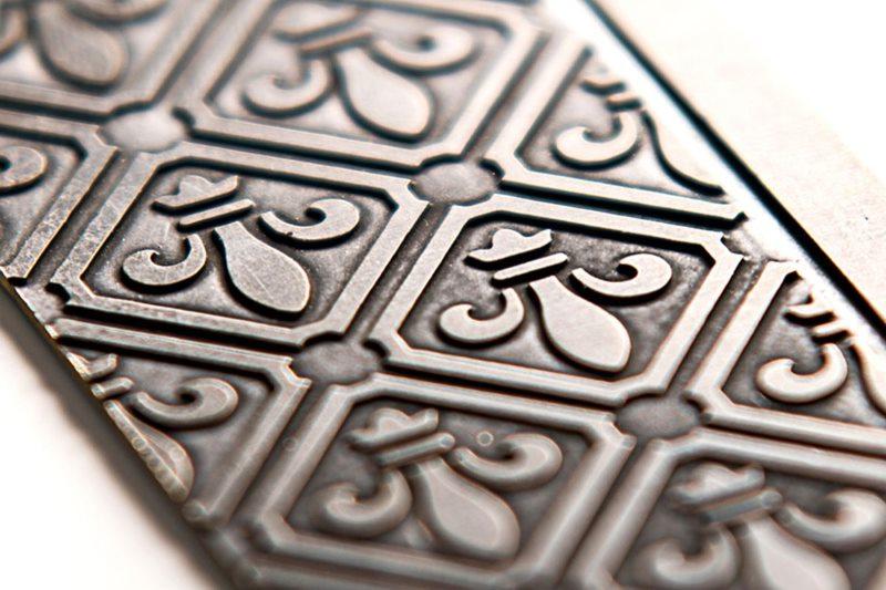 Травление металла: способы нанесения рисунка на металл
