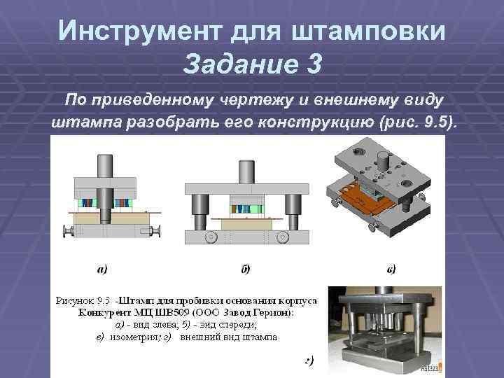 Горячая объемная штамповка
