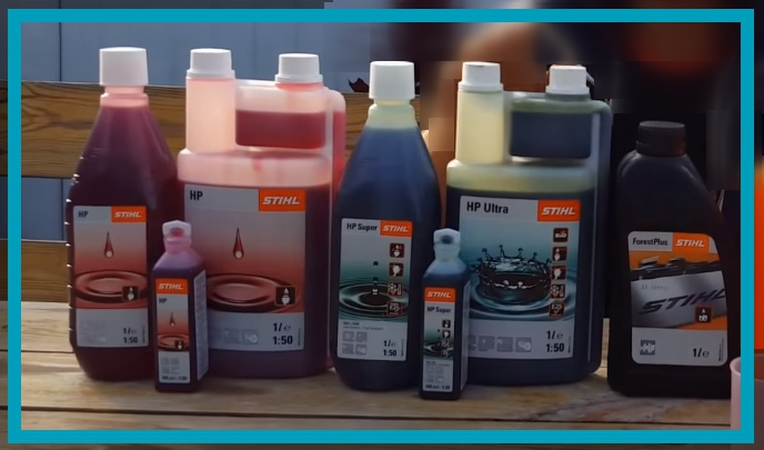 Масло для бензопилы: виды и соотношение с бензином, рекомендации по выбору