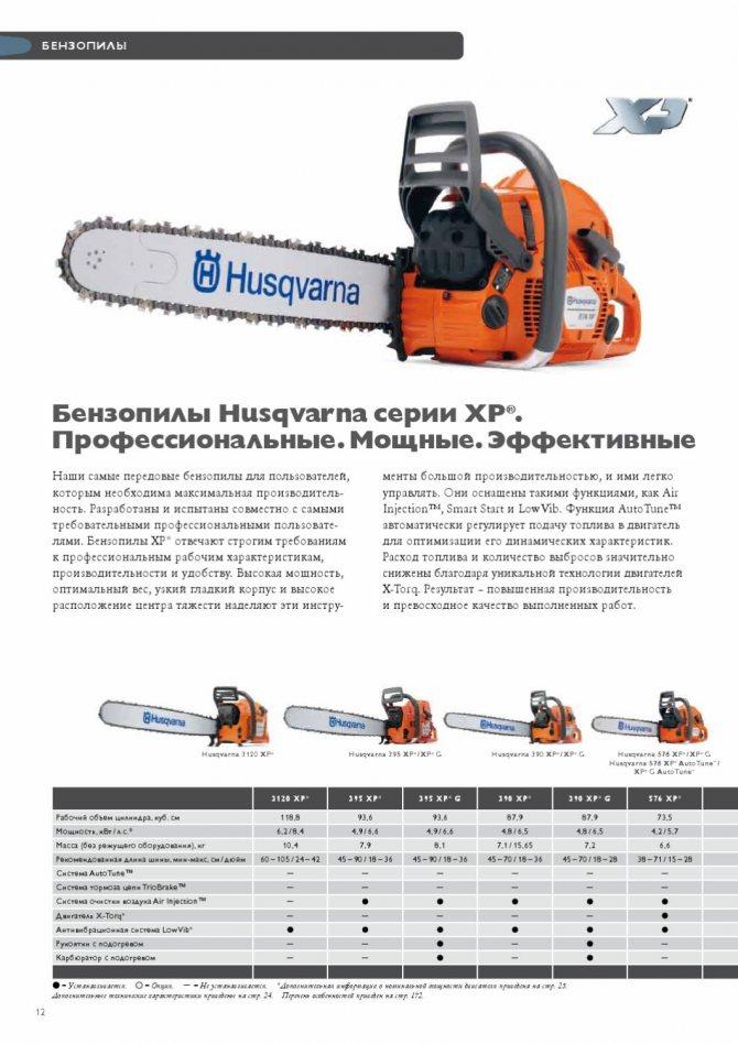 Husqvarna 372 xp: как отличить подделку, характеристики бензопилы